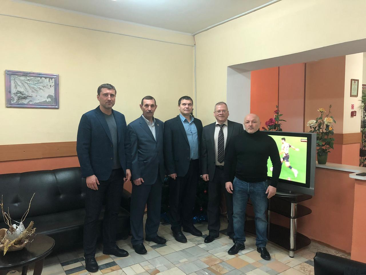 Встреча в Наро-Фоминском городском округе турниров общенационального и международного уровня