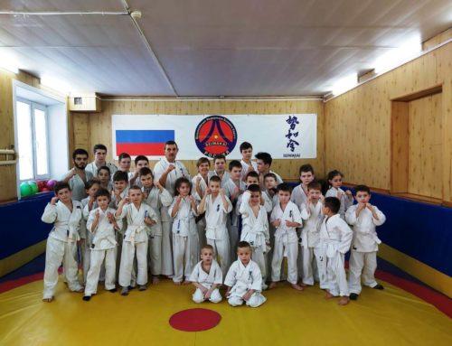 Семинарские сборы с 16 по 18 февраля с дальнейшей аттестацией (экзаменом) на КЮ по Seiwakai Combo Karate 🥋