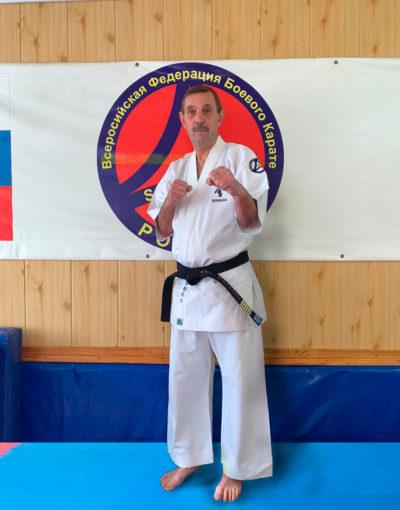 Желтоухов Сергей Владимирович